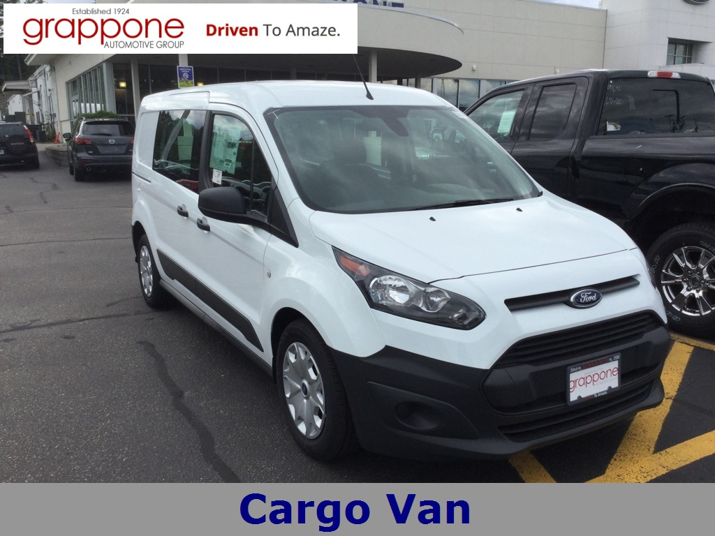 Cargo Van Pre Owned 2017 Ford Transit Connect XL